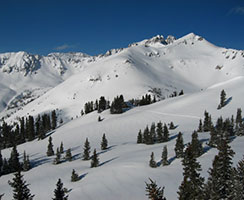 backcountry skiing san juan mountains