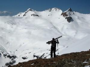 Clear Lake ridge