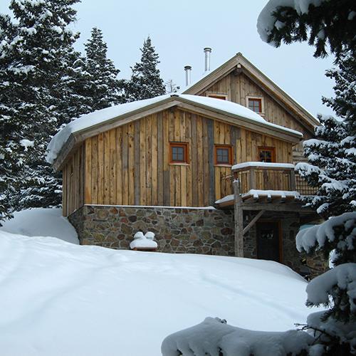 colorado hut